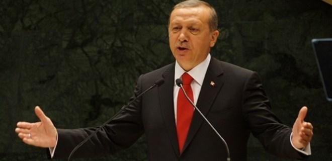 Cumhurbaşkanı Erdoğan TOBB'da konuştu