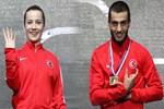 Erdoğan, şampiyon karatecileri kutladı
