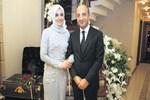 Mücahit Arslan evliliğe ilk adımı attı