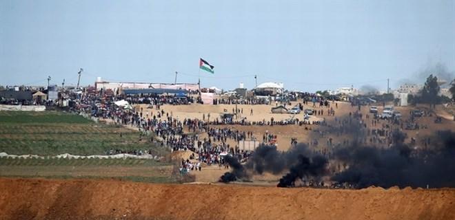 Kudüs gergin, Gazze ayakta!..