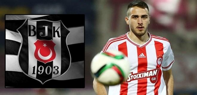 Beşiktaş'ta B planı Kostas Fortounis