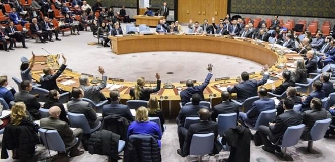 Gazze soruşturması talebine ABD vetosu!