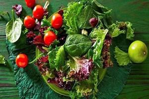 Kolesterolün şifası yeşilde saklı
