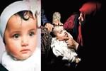 İsrail katliamının en küçük kurbanı!