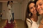 Mesut Özil soluğu Amine Gülşe'nin yanına aldı