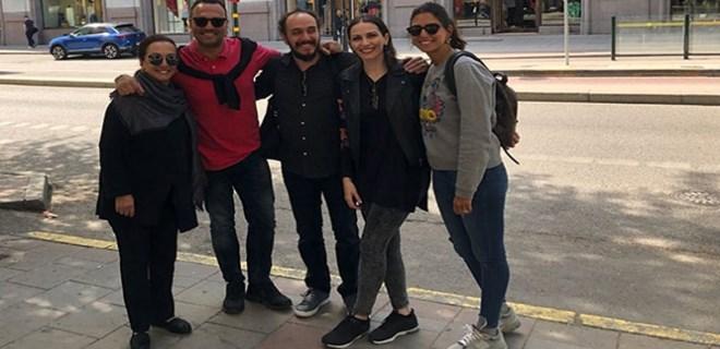 Sunal Ailesi İsveç'te sevenleriyle buluştu
