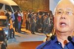 Malezya'da BAE vurgunu!