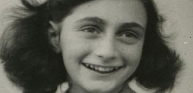 Anne Frank'ın günlüğünün 2 sayfası bulundu