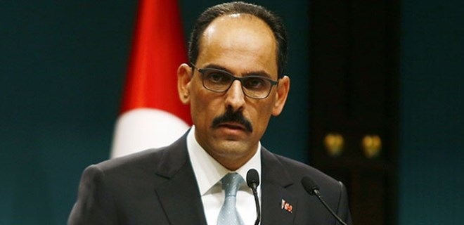 Cumhurbaşkanlığı Sözcüsü Kalın'dan 'çözüm süreci' açıklaması