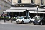 Paris'in ünlü restoranında skandal!