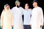Suudi Arabistan Veliaht prensinden 'Ölmedim' pozu!