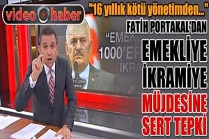 Fatih Portakal'dan