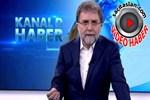 Ahmet Hakan neden apar topar ekrandan çekildi?