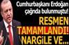 Cumhurbaşkanı Erdoğan çağrıda bulundu, TBMM raporu tamamladı!
