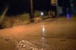 Şiddetli yağmur Adıyaman'da heyelana neden oldu