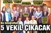 Fetullah'ın ayağına gidip fotoğraf çektiren 12 AKP'li vekilden 5'i tüm eleştirilere rağmen tekrar...