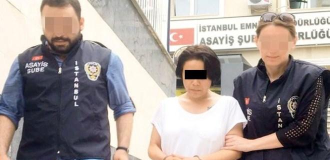 Özbek uyruklu kadından iş adamına şantaj!