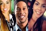 Ronaldinho aynı anda iki kadınla evleniyor!