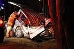 İzmir'de yürek burkan trafik kazası!