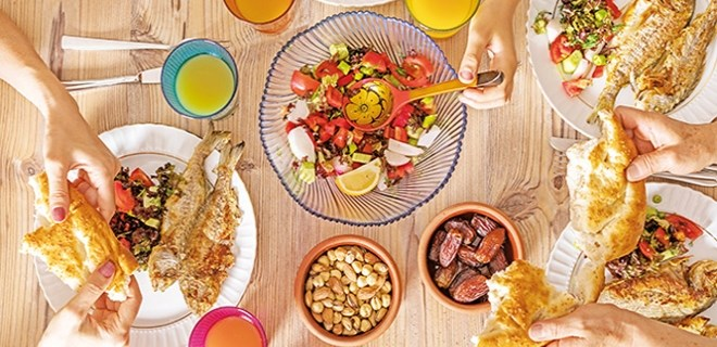 Ramazan'ın en ideal yemeği: 'Et ve tavuk!'