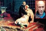 """""""Korkunç İvan ve Oğlu İvan"""" tablosu saldırıya uğradı"""