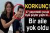 Aydın'ın Efeler ilçesinde, aile içi şiddet sonucu bunalıma girdiği iddia edilen genç, babasının...