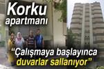 Adana'da korku apartmanı!