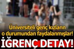 Erzincan'daki fuhuş operasyonunda iğrenç detay!