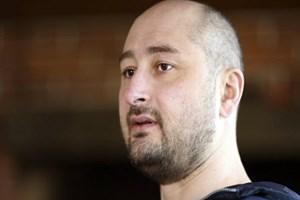Rus gazeteci Arkady Babchenko Ukrayna'da öldürüldü