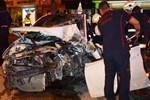 Malatya'da tüyler ürperten trafik kazası