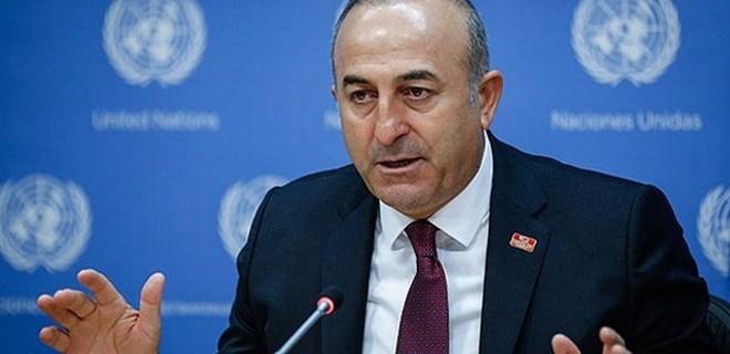Mevlüt Çavuşoğlu'ndan kritik Münbiç açıklaması!
