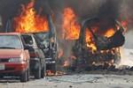 Afganistan'da polis merkezine saldırı!