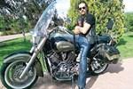 Motosiklet kulübü başkanı yaşam mücadelesi veriyor
