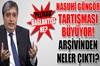 Nasuhi Güngör tartışması büyüyor!