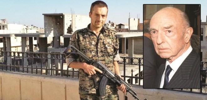 İngiliz bakanın PKK'lı yeğeni