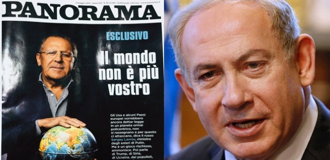 Sergey Lavrov'dan İtalyan dergisine olay açıklamalar