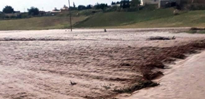 Şanlıurfa'da sele kapılan 13 yaşındaki kız kayboldu!