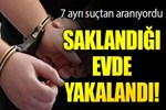 7 ayrı suçtan aranan zanlı Zonguldak'ta yakalandı!