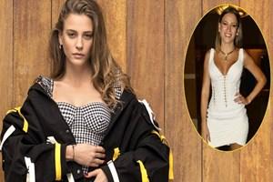 Serenay Sarıkaya'nın elbisesi Dubaili bir şeyhe gitti