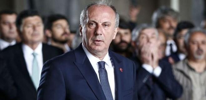 Muharrem İnce'den, Cumhurbaşkanı Erdoğan'a yanıt