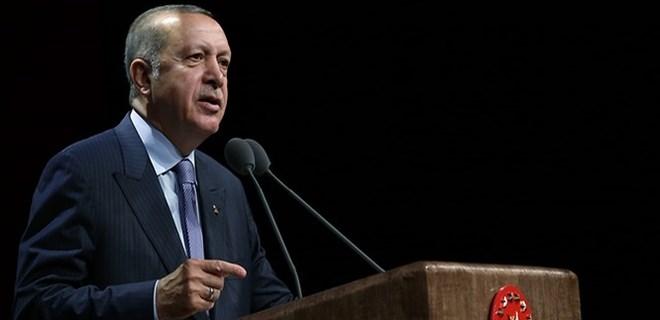Cumhurbaşkanı Erdoğan'dan soykırım iddialarına sert yanıt
