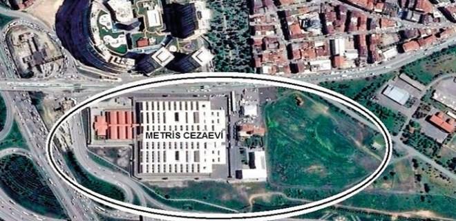 Metris Cezaevi'nin bulunduğu arazi 'Adalet Sarayı' olacak