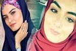 Hanife'nin tartışma yaratan fotoğrafları