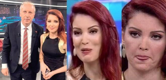 Nagehan Alçı'dan Muharrem İnce eleştirilerine yanıt!..