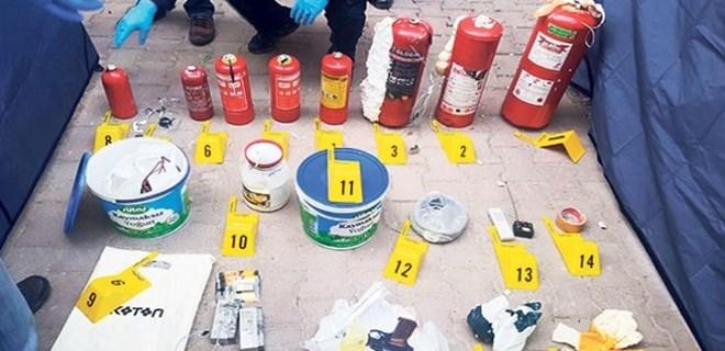 56 kilo bomba yüklü araçla 3 kez saldırmayı beklemiş!