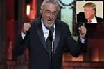 Robert De Niro, Donald Trump'a küfür etti!
