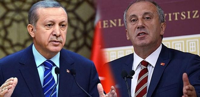 Muharrem İnce'den Cumhurbaşkanı Erdoğan'a dava
