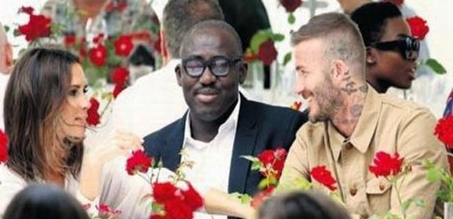 Beckham'dan 'Boşanmıyoruz' bakışı