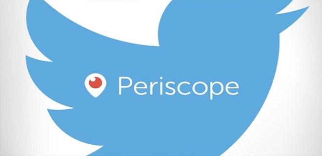 Mahkemeden Periscope'a yasak!