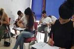 Üniversite burs ve yerleştirme sınavlarına yoğun ilgi